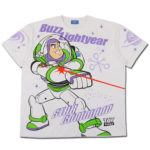 TDR Buzz Lightyear T-Shirts Adult Unisex M/L – Story