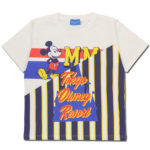 TDR Mickey Mouse T-Shirts Adult M/L – Strip