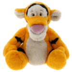 TDR Pooh and Friends Tigger Plush Doll