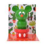 DSJ Cactus Mickey Mouse Mascot with memo stand