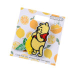 DSJ Fresh Lemon Winnie the Pooh Pin Badge (Patch)