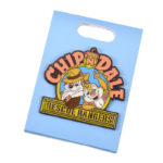 DSJ Chip and Dale Rescue Rangers Pin Badge