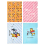 DSJ Pooh and Piglet Sun Clear Folder Set