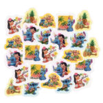 DSJ Lilo and Stitch Flake Sticker