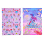 DSJ Little Mermaid Story Clear Folder Set