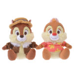 DSJ Chip and Dale Rescue Rangers Chip and Dale Plush Doll