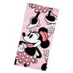 DSJ Minnie Mouse Bath Towel – NAME