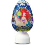 DSJ Ariel Egg shaped Puzzle LED Lantetn (LED Light)