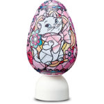 DSJ Marie Egg shaped Puzzle LED Lantetn (LED Light)