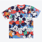 TDR What Fun Mickey Mouse T-Shirts (LL) Japanese Adult Unisex