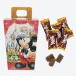 TDR Mickey and Minnie Chocolate