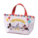 TDR Mickey and Minnie Lunch Bag