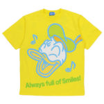 TDR Always full of Smiles! T-Shirts Donald Duck S/M/L/LL