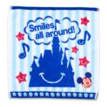 TDR Always full of Smiles! Wash Towel Mickey Mouse