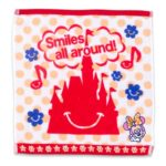 TDR Always full of Smiles! Wash Towel Minnie Mouse
