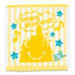 TDR Always full of Smiles! Wash Towel Donald Duck