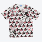 TDR Minnie Mouse All Over Patterned T-Shirt Unisex LL