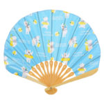 DSJ Cool Life Pooh Folding Fan