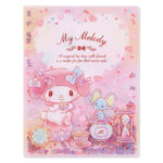 SRO Spangle My Melody A4 Clear Folder