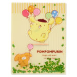 SRO Spangle Pompompurin A4 Clear Folder