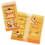 SRO PomPomPurin ticket size clear holder