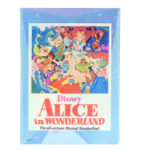 DSJ Hologram Alice in Wonderland Envelope size clear file