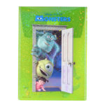 DSJ Hologram Monsters Inc Envelope size clear file