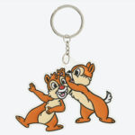 TDR Disney Friends classic Chip and Dale Keychain
