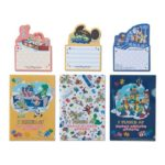 TDR Toy Story 4 Sticky Note Set