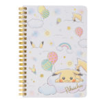 PCO Rainbow B6 Ring notebook Pikachu
