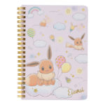 PCO Rainbow B6 Ring notebook Eevee