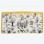 TDR Winnie the Pooh Hundred Acre Wood Bath Towel