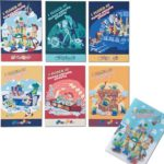 TDR Toy Story 4 Post Card set