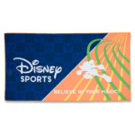 TDR Disney Sports Cold feeling towel COOLCORE M