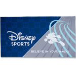 TDR Disney Sports Cold feeling towel COOLCORE L