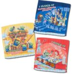 TDR Toy Story 4 Mini Towel Set
