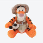 TDR Pooh and Friends Tigger Plush Doll (Hunting)