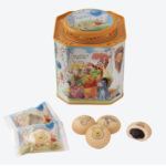 TDR Winnie the Pooh Chocolate-In cookie