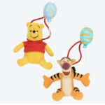 TDR Pooh and Tigger Hair Tie Set