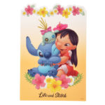 DSJ Hawaiian Stitch Plastic Sheet