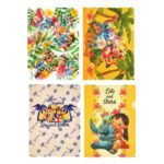 DSJ Hawaiian Stitch Clear File Set
