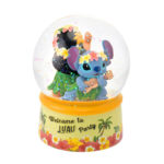 DSJ Hawaiian Stitch Snow globe