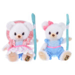 DSJ Toy Story 4 Bo peep Costume Set for Unibearsity Plush Doll