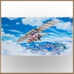 TDR SOARING Bath Towel