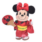 DSJ nuiMOs Minnie Design Yukata Costume Set for nuiMo Plush Doll