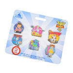 DSJ Toy Story 4 Pin Badge Set