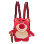 DSJ Toy Story Legacy Lotso Plush Backpack