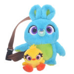 DSJ Toy Story 4 Ducky and Bunny Plush Shoulder Bag
