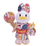 DSJ nuiMOs Mickey Design Yukata Costume  Set for nuiMo Plush Doll