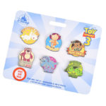DSJ Toy Story Legacy Season 3 Pin Badge Set